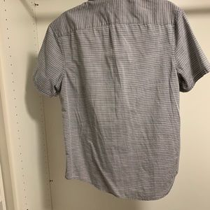 Original Penguin Shirts - Penguin Heritage Slim Fit Short Sleeve Button Up